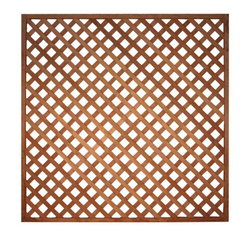 Panneau treillis casoli 180x180cm so garden - Panneau treillis bois ...