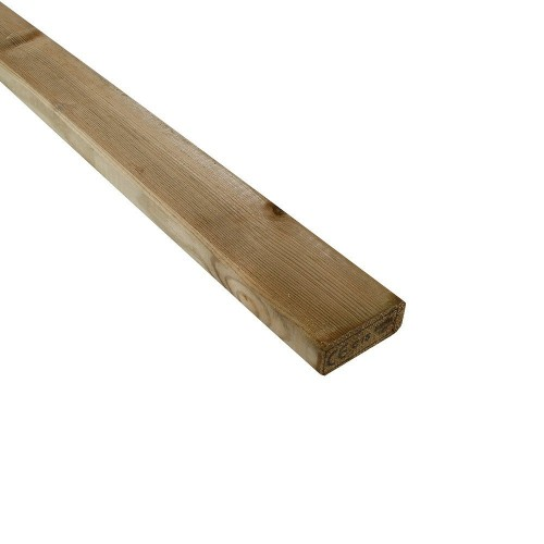 LAMBOURDE PIN TRAITE CL4 - 45X75- LG 3M