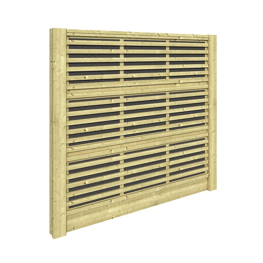 mur anti bruit silenzo absorb 60x120cm so garden. Black Bedroom Furniture Sets. Home Design Ideas