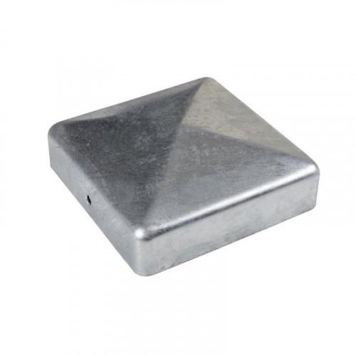 TETE DE DIAMANT INOX POUR POTEAU 9X9CM